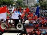 Bikin Murka, UMP 2021 Tak Naik 'Pil Pahit' Buat Buruh