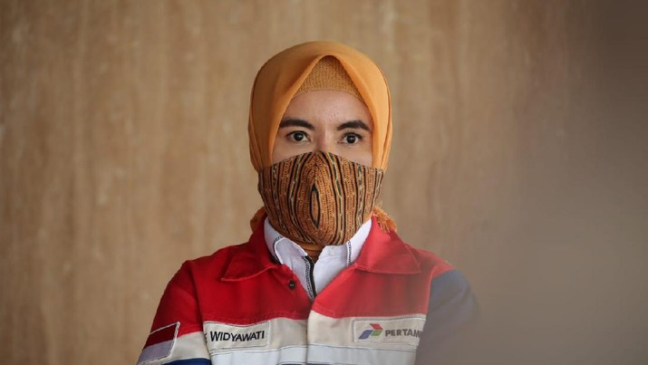 Dirut Pertamina, Nicke Widyawati (Dok. Pertamina)