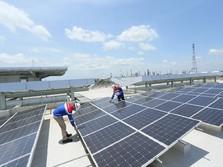 Demi Energi Bersih, Pertamina Kilang Cilacap Pasang PLTS