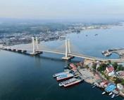 Keren! Begini Penampakan Jembatan Teluk Kendari Rp 804 M