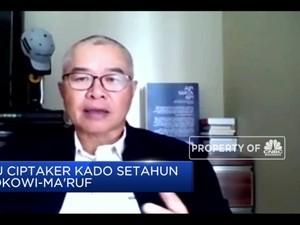 Kerja Setahun Jokowi-Ma'aruf, Modal Kebangkitan Ekonomi 2021