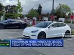 Mantap! Tesla Cuan 5 Kuartal Beruntun