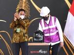 Jokowi Wanti-wanti Menteri Hingga Pemda Kawal Ketat Inflasi