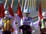 Dibangun 5 Tahun, Jokowi Resmikan Jembatan Kendari Rp 804 M