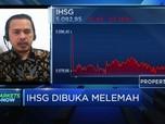 Terimbas Bursa Regional, IHSG Dibuka di Zona Merah