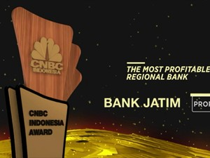 Bank Jatim, The Most Profitable Regional Bank