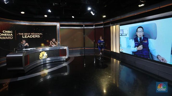 CNBC Indonesia Award (CNBC Indonesia/ Andrean Kristianto)