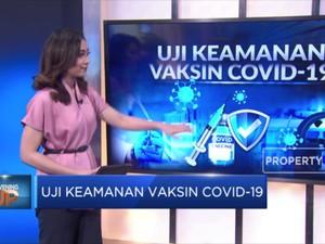 Uji Keamanan Vaksin Covid-19