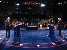 Unggul di Polling, Biden Menang Pilpres & Jadi Presiden AS?