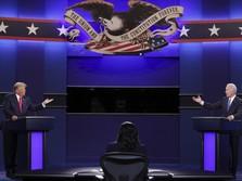 Trump vs Biden Penentu Arah IHSG, Siapa yang Menang?