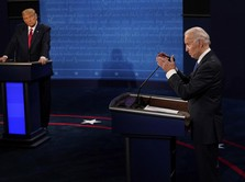 Jelang Pilpres AS, Joe Biden Unggul di 4 Negara Bagian Kunci