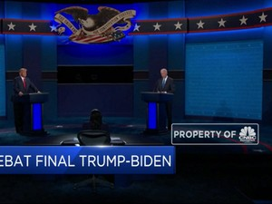 Debat Final Trump VS Biden