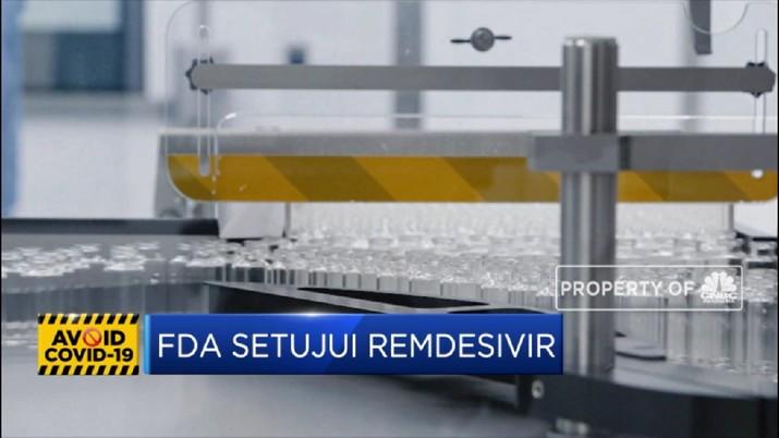 FDA Setujui Remdesivir sebagai Obat Covid-19 (CNBC Indonesia TV)