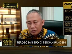 Intip Strategi Pembiayaan Bank Jateng di Masa Pandemi