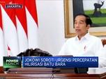 Jokowi Soroti Urgensi Percepatan Hilirisasi Batu Bara
