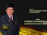 Longki Djanggola, The Outstanding Leader In Investment 2020