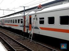Tiket Kereta Natal dan Tahun Baru Sudah Bisa Dipesan Lho