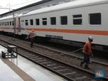 Sempat Setop, Kereta Cikarang - Purwakarta Operasi Lagi!