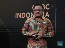 Sutiaji Raih The Best Municipality in Digital Transformation
