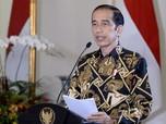 Jokowi: Bank Syariah BUMN Dilebur untuk Lahirkan Bank Raksasa