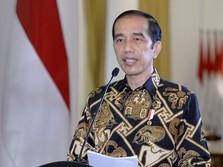 Ambisi Jokowi RI Punya Bank Syariah Raksasa, Aset Rp 390 T