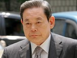 Kabar Duka, Big Bos Samsung Lee Kun-hee Tutup Usia