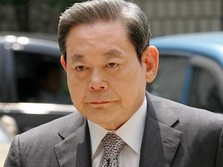 Bos Samsung Wafat, Keluarganya Bayar Pajak Fantastis Rp 157 T