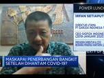 Bos Garuda Buka-bukaaan Soal Bisnis Kargo yang Membeludak