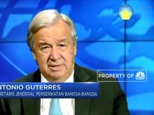PBB: Kita dalam Kondisi Krisis Ekonomi Terburuk