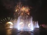 Cakep Banget! Melihat Air Mancur Terbesar Dunia di Dubai