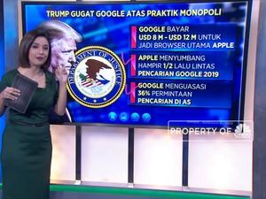 Google Diserbu Tuduhan Monopoli
