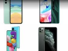 Ini 10 Ponsel Terlaris di Dunia, Salah Satunya HP Kamu?