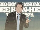 Tangan Dingin Itu Telah Pergi, Bos Besar Samsung Tutup Usia