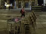 Spanyol Dalam Keadaan Darurat, Warga Siap-siap Jam Malam