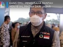 Kang Emil! Pengusaha Bantah Menyesal Pindah dari Jabar