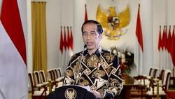 Jokowi Kecam Pernyataan Macron Hina Islam: Memecah Belah, Harus Dihentikan
