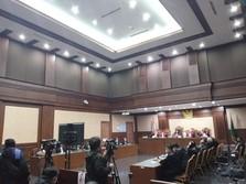 Bakal Divonis, Nota Pembelaan Heru Hidayat Ditolak Hakim