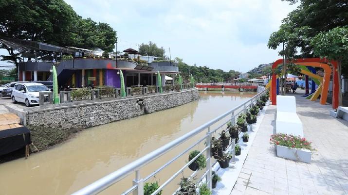 Sungai Kalisari Semarang (Dok: BRI)