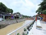 Pangling, BRI Sulap Sungai Kalisari Semarang Jadi Bersih