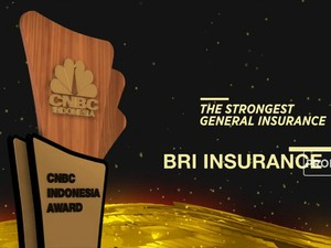 BRINS Dianugerahi Penghargaan The Strongest General Insurance
