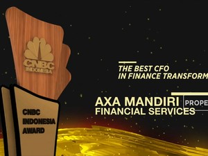 AXA Mandiri Raih The Best CFO In Finance Transformation