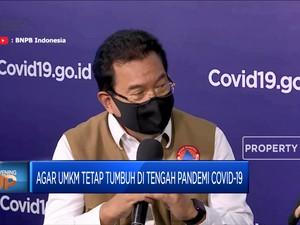 Agar UMKM Tetap Tumbuh Di Tengah Pandemi Covid-19