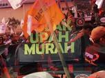 Beda dengan Pusat, Anies-Ganjar-Sultan Pilih Naikkan UMP 2021
