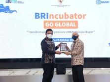 Siap Go Global, UMKM BRIncubator Resmi Diwisuda