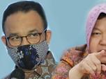Kacau! Kasus Corona di Jakarta 90 Kali Lipat dari Surabaya