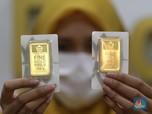 Setali Tiga Uang, Harga Emas di Pegadaian juga Tak Gerak