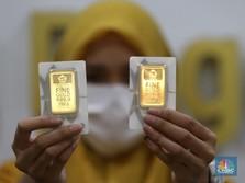Duh Kaget! Harga Emas di Pegadaian Ada yang Meroket Nyaris 5%