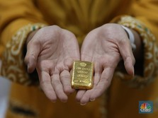 Ijo Royo-Royo, Harga Emas di Pegadaian Naik Semua!