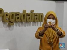 Harga Emas Pegadaian Hari Ini Turun Rp 2.000, Minat?