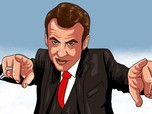 Wow! Prancis Bikin Kapal Induk Bertenaga Nuklir Rp 85 Triliun